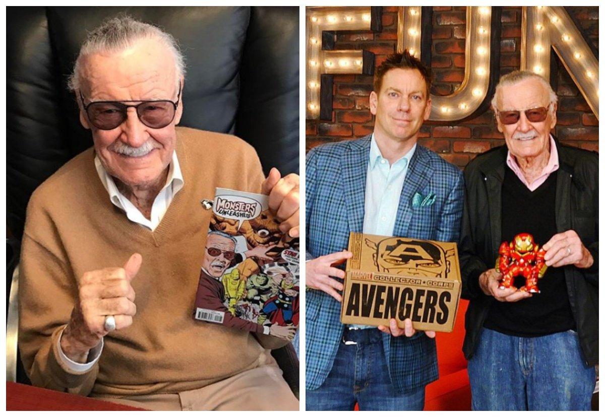 На 96-м году жизни скончался создатель комиксов Marvel Стэн Ли