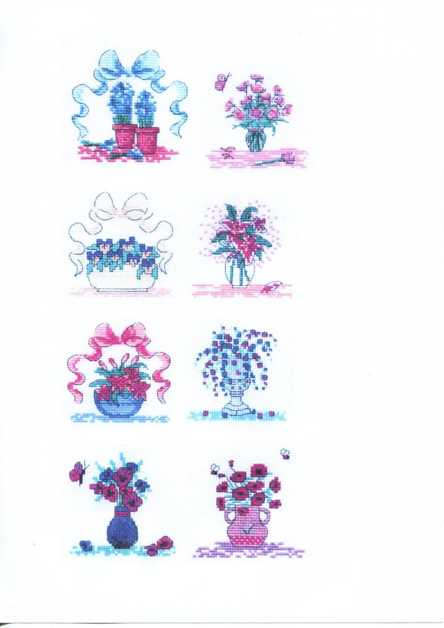 Пожалуйста, помогите найти схемы к этим вышивкам. Вдруг у кого есть такое?