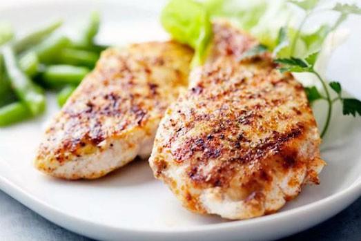 Полезные и необычные блюда из куриной грудки