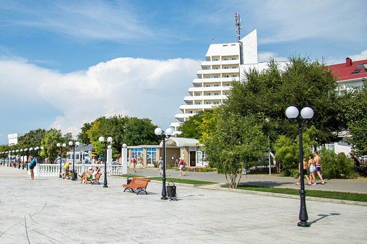 Анапа. Город-курорт федерального значения.