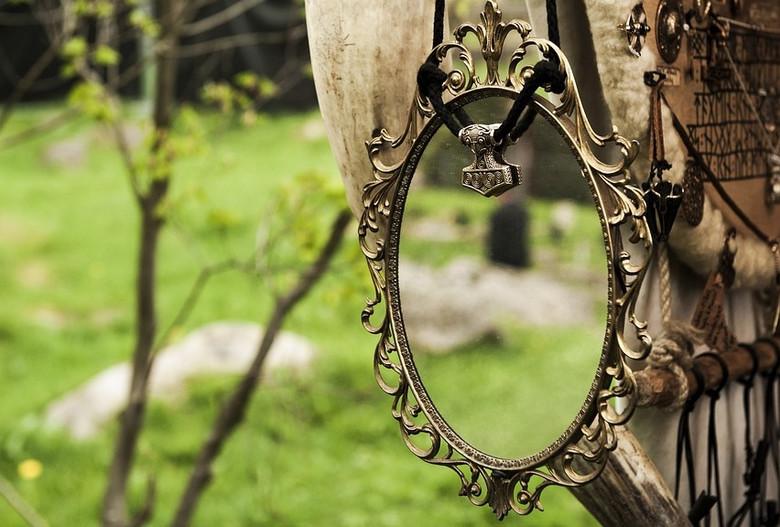 Случай со старым зеркалом