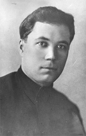 Александр Белобородов