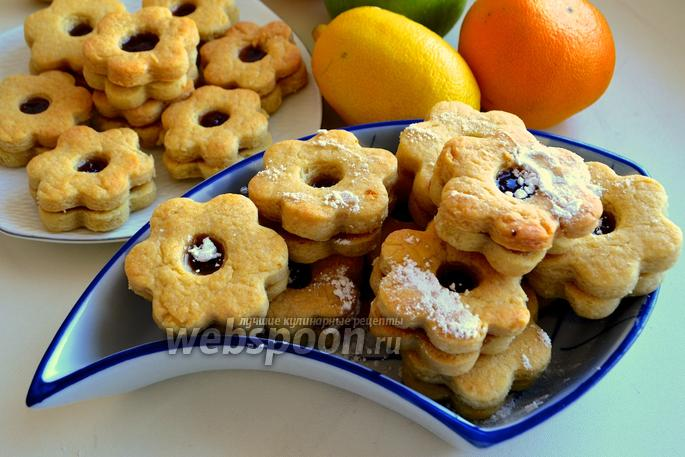 Печенье по английски рецепт
