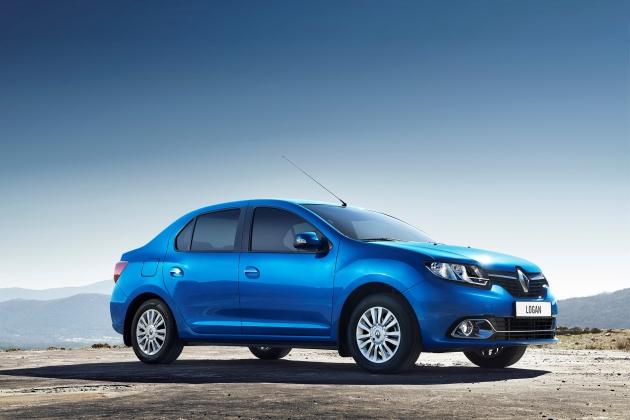 Новый Renault Logan будет стоить от 355 тысяч рублей