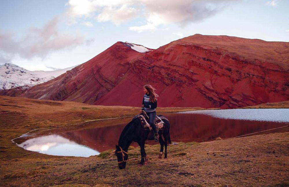 Перу и Боливия на потрясающих снимках профессионального фотографа