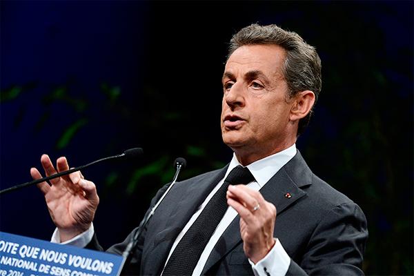 Саркози призвал Францию сдержать слово