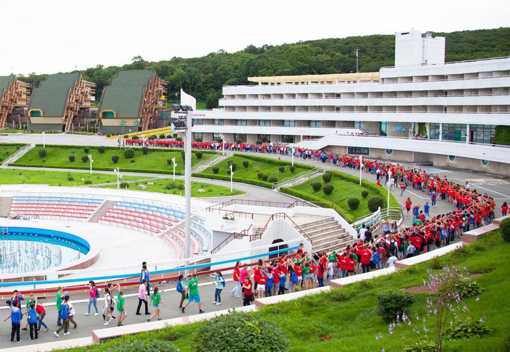 лагерь океан владивосток официальный сайт фото