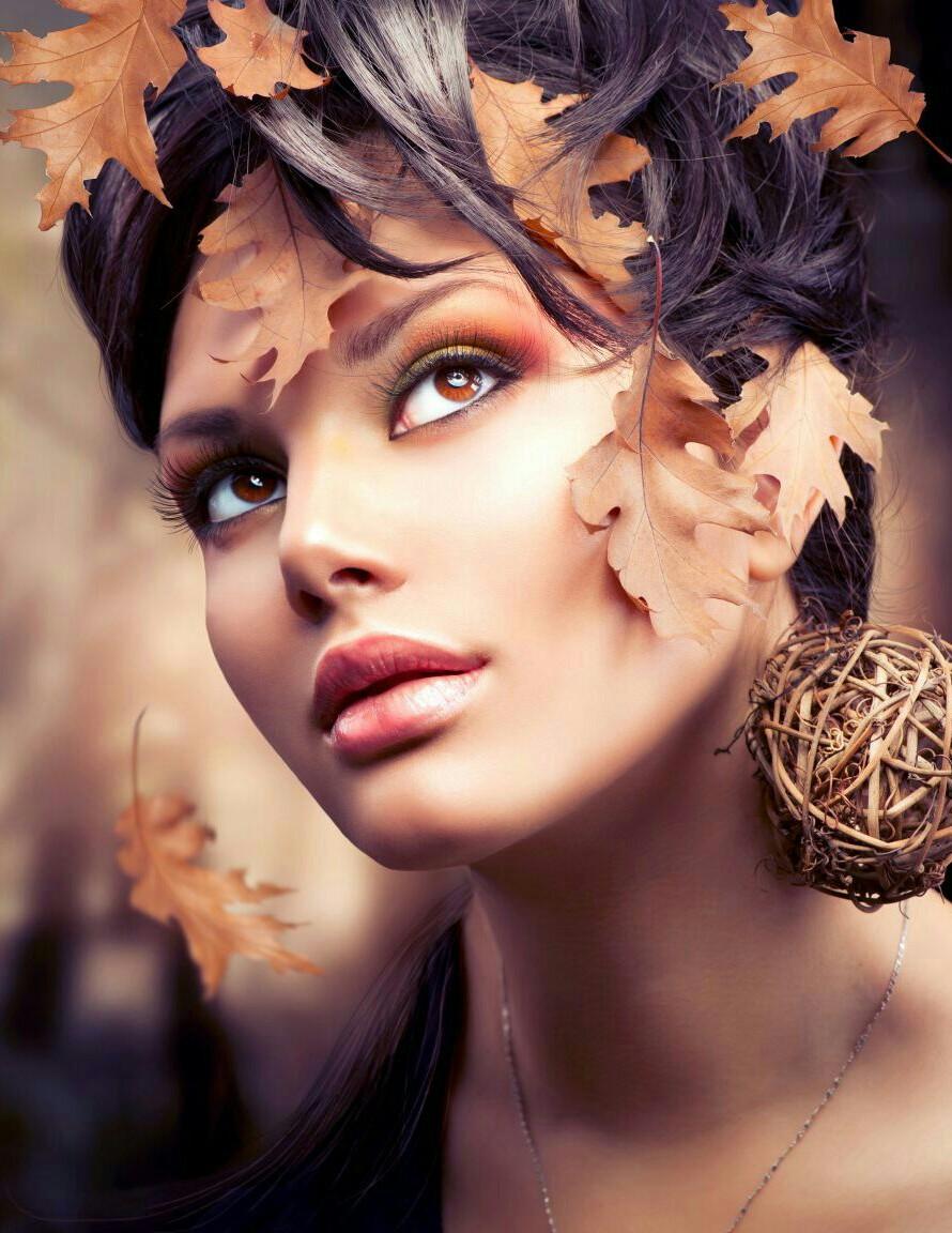 Красотки  на фотографиях