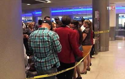 Сбой в системах погранконтроля вызвал очереди в аэропортах США