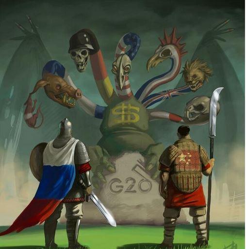 Запад проворонил образование политического союза России и Китая