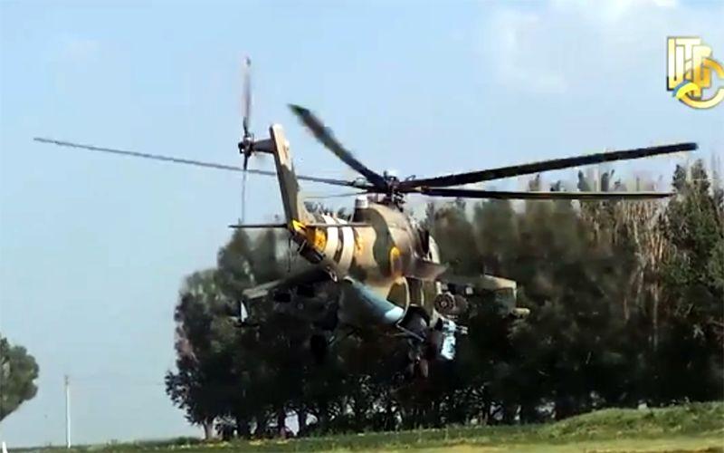 Mi-24 N15 yellow-015