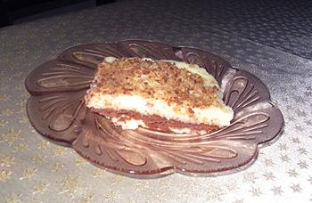 турецкий десерт из манной крупы с молоком