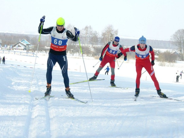 Российская лыжница ударила с…