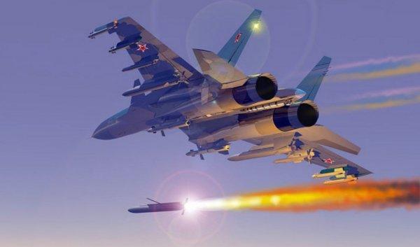 3 мая ВКС России в Сирии здорово напугали Турцию