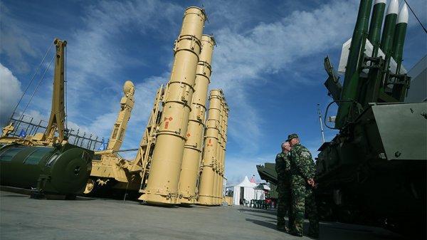 Балтийский флот усилил ПВО системами С-300В4
