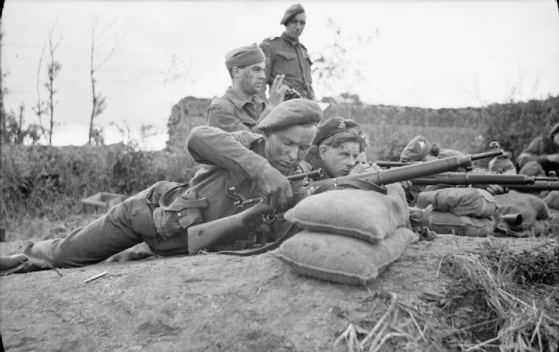 Рассказы об оружии. Винтовки Первой мировой войны. Винтовка Энфилд Р14