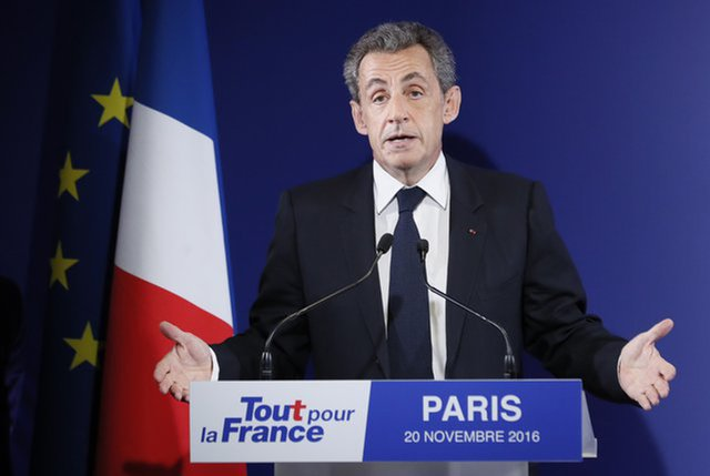 Экс-президент Франции Николя Саркози задержан полицией