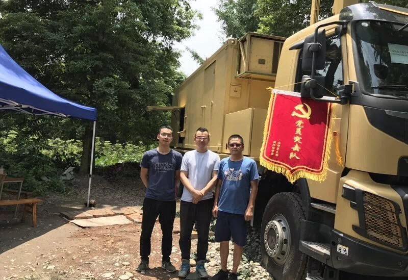 Туркмения приобрела китайскую станцию пассивной электронной разведки DWL002