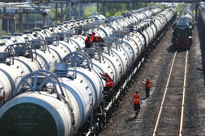 Россия устроила газовую блокаду Украине