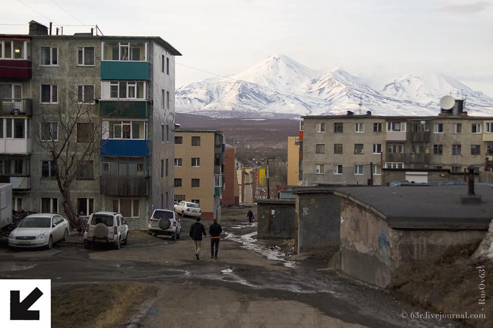 Петропавловск-Камчатский: город и порт на краю мира