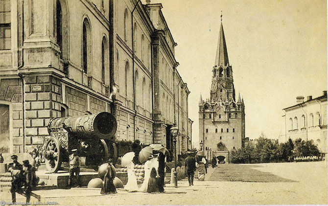 Старый город Москвы!!! Исторические архивные