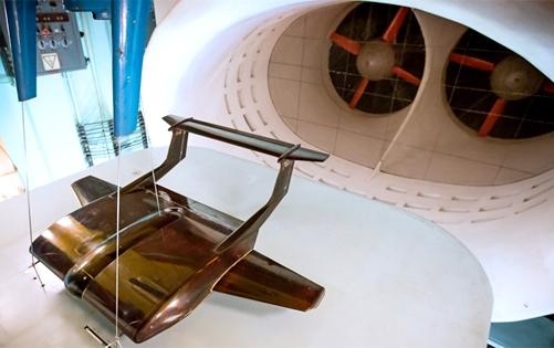 В России испытали модель экранплана с грузоподъемностью до 500 тонн