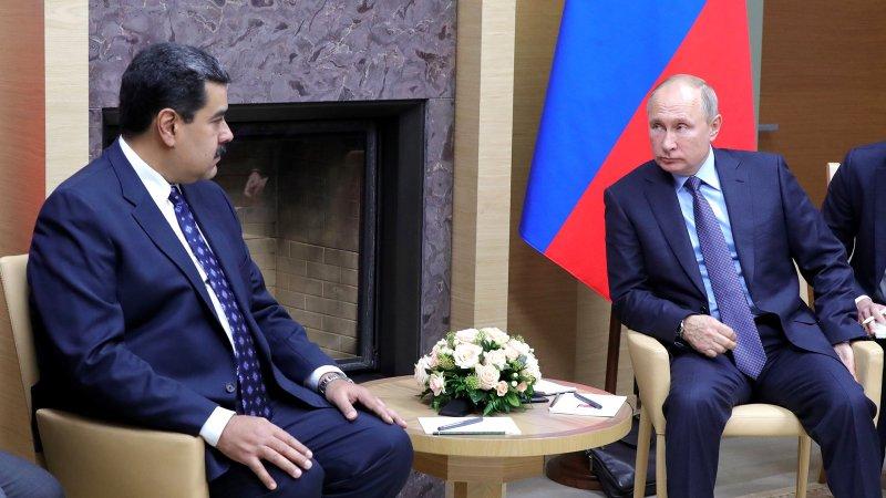 Николас Мадуро рассказал о новых инвестициях России в нефтегазовый сектор Венесуэлы