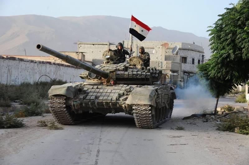 С начала года армия САР освободила 228 населённых пунктов