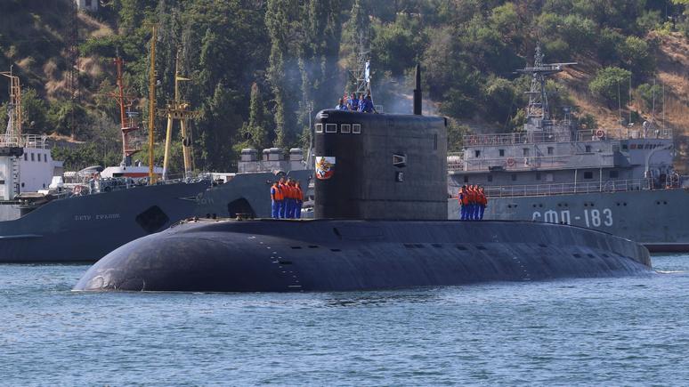 WSJ: российский подводный флот США и НАТО пока не по зубам