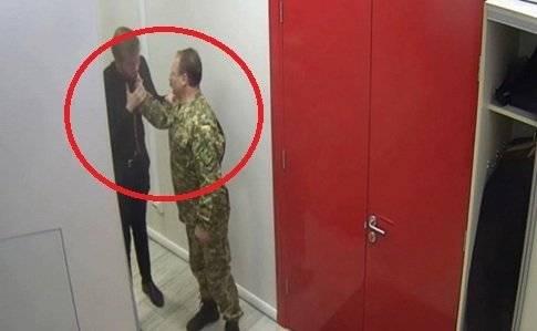 Депутат от партии Порошенко Олег Барна напал на сторонника Зеленского