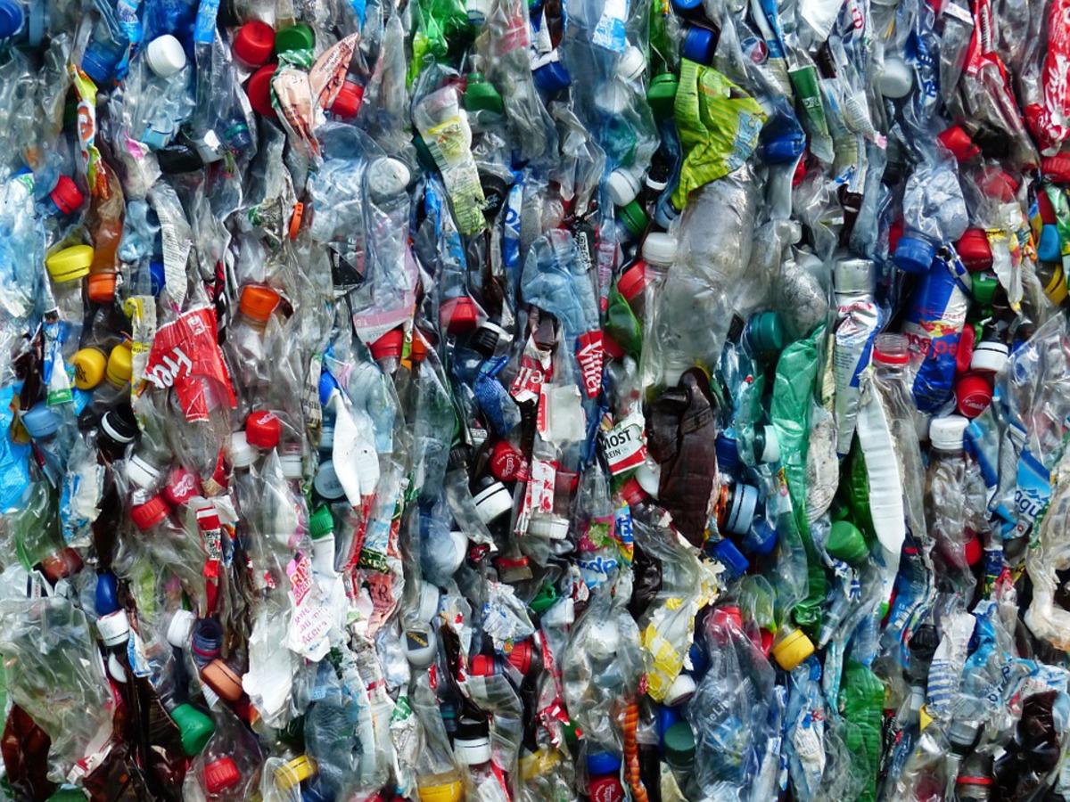 Найдено новое применение пластиковым отходам