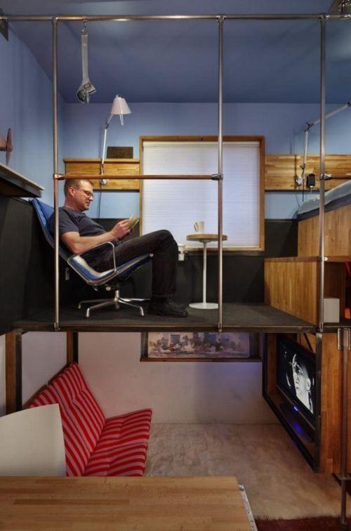 Дизайн комнаты на 9 квадратных метров