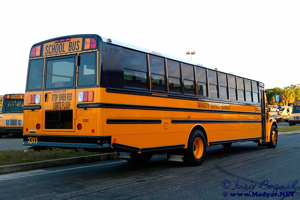 Записки водителя школьного автобуса в Америке. Ответы на интересующие вопросы