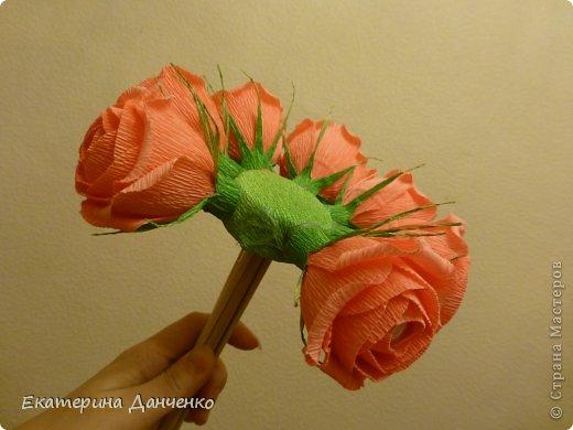 Как сделать розу букет из конфет
