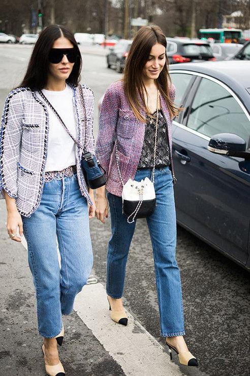 Как сочетать маленькие сумочки с зимней одеждой — рассказывает стилист
