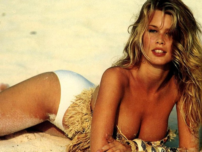 10 самых сексуальных моделей 90-х годов