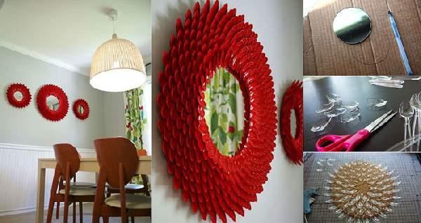 стильное декорирование квартиры из подручных материалов, фото 48