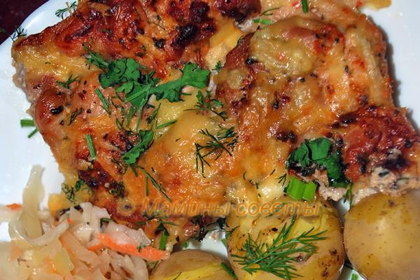 Лучший рецепт для мяса птицы: ничего вкуснее я еще не готовила!