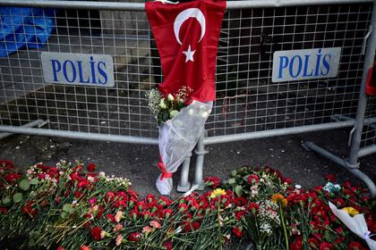 Установлена личность подозреваемого в совершении теракта в Стамбуле