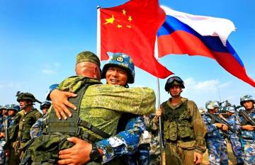 Грядет военный союз России и Китая?