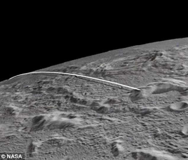 Зонды разбились в районе северного полюс Луны в ночь с 17 на 18 декабря 2012 года, врезавшись в скалы на скорости около 2 километров в секунду