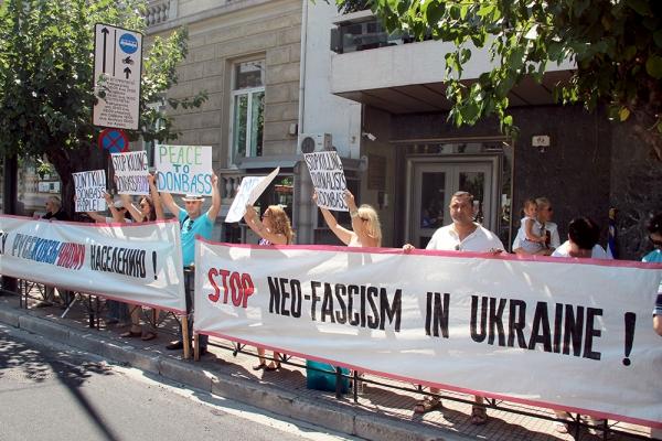 Украина почувствовала себя равной США и Евросоюзу