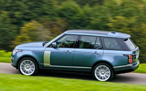 Range Rover 2018: 2,8 л топлива на сотню?! Быть того не может!