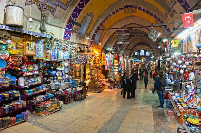 Самый старый торговый центр в мире