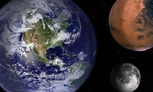 Ученые: Земля и Марс все же столкнутся