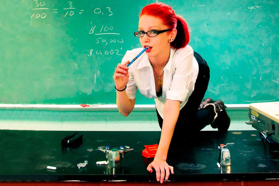 Учительница первая моя. Секс-скандал в Астрахани