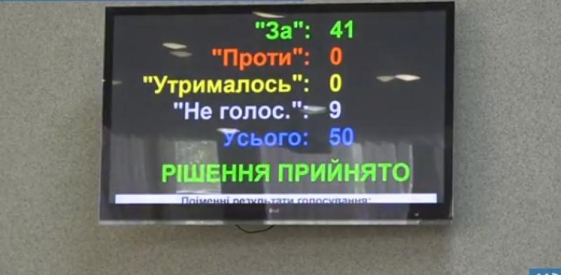 Николаевский облсовет признал Россию «агрессором». В Сети требуют не голосовавших расстрелять и депортировать