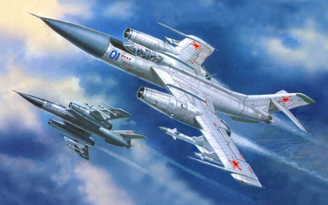 «В небе над Берлином» — подвиг советских летчиков в 1966 году