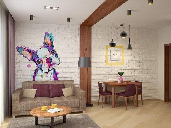 способы декорирования квартиры, фото 40