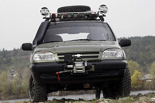 GM-AVTOVAZ повышает цены на Chevrolet Niva